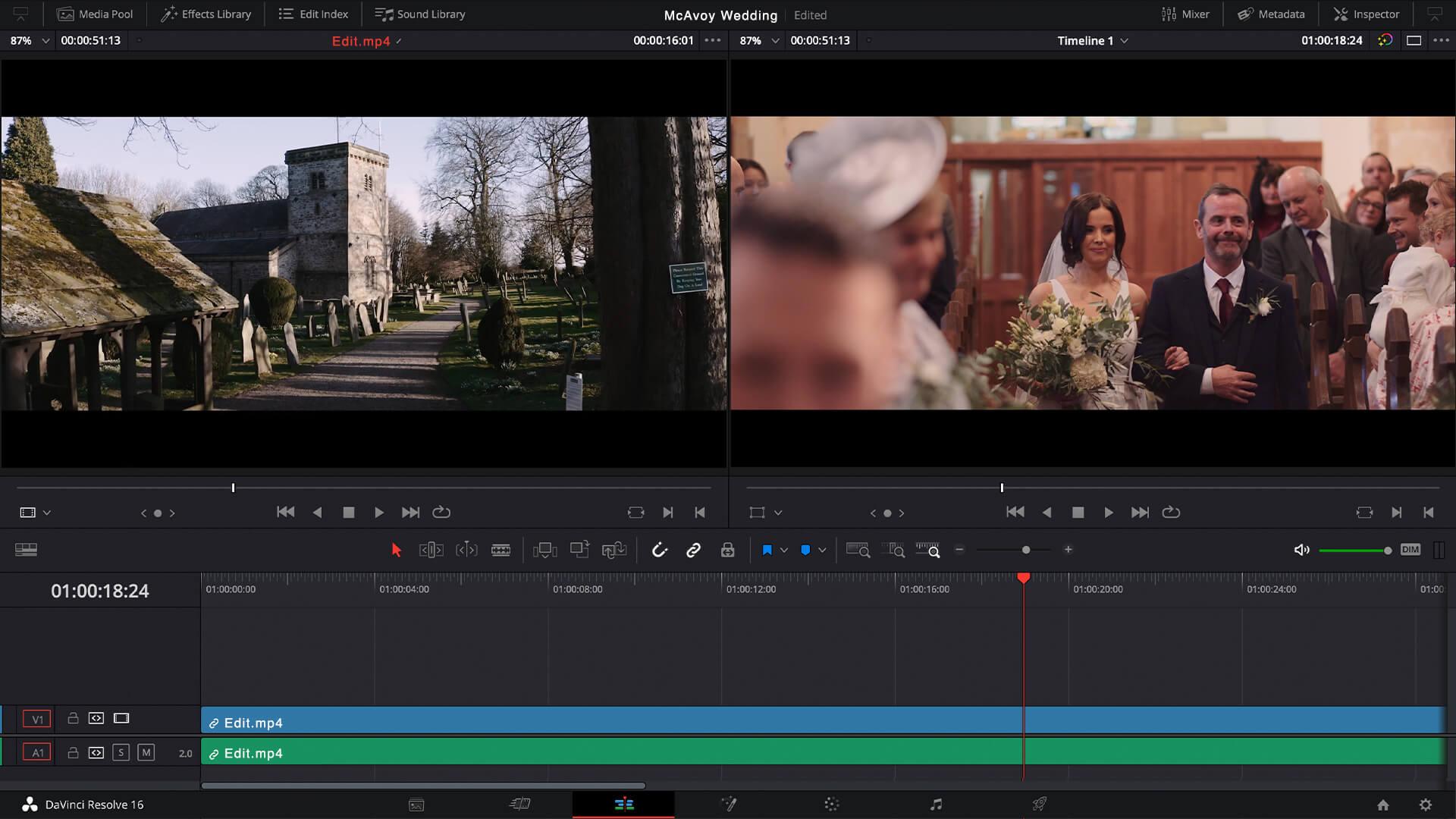 wedding live stream ceremony video by prescription media